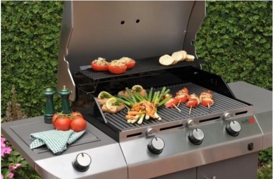 Pour un délicieux repas en été, le barbecue à gaz est un must-have