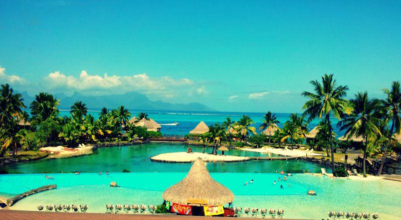 Les eaux claires de la Polynésie Françaises vous offriront un spectacle exceptionnelle si vous faites de la plongée sous-marine lors de votre enterrement de vie de garçon.