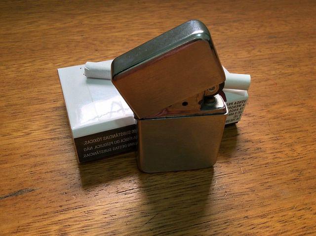 briquet-cigarette-st dupont