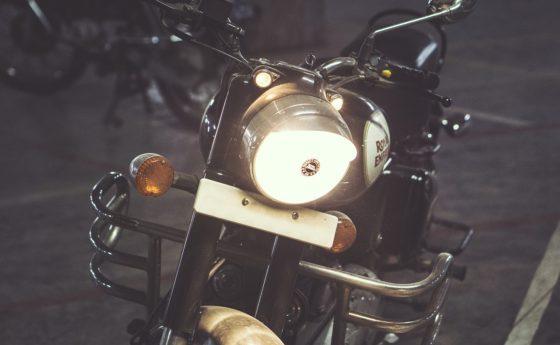 eclairage moto