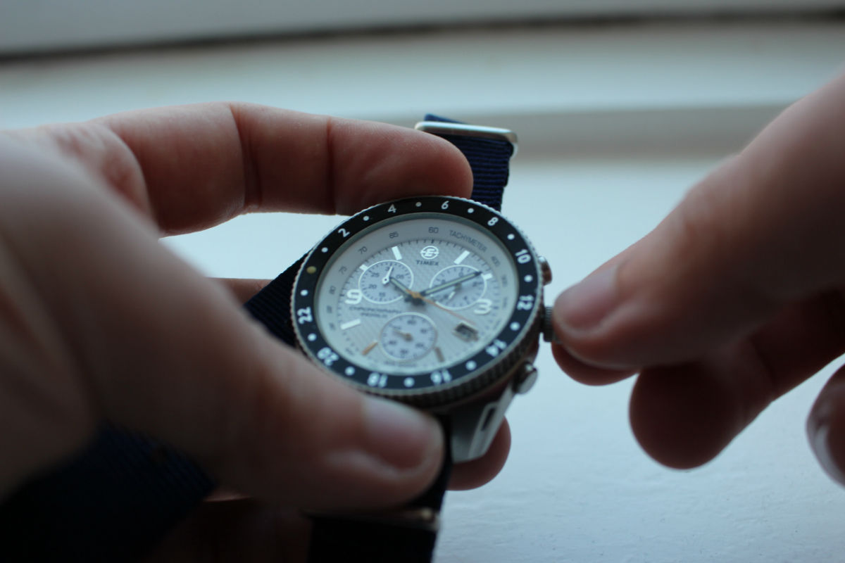 trouver montre vintage