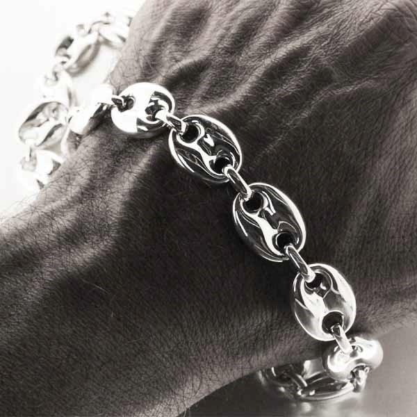 bracelet chaine homme