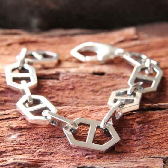 chaine homme bracelet